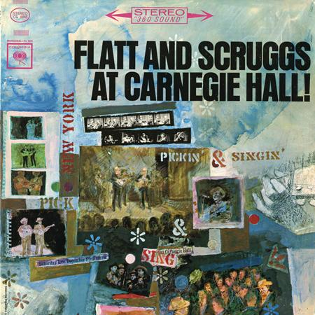 Flatt & Scruggs - Flatt & Scruggs At Carnegie Hall! [Live] - Zortam Music