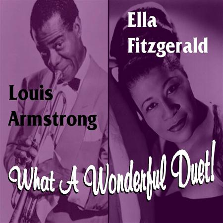 Louis Armstrong - What a Wonderful Duet - Zortam Music