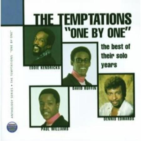 David Ruffin - The Temptations One By One - Zortam Music