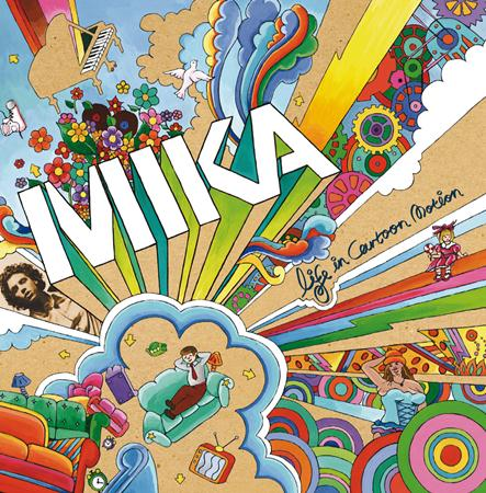 MIKA - Life In Cartoon Motion (US Best Buy Edition) - Zortam Music