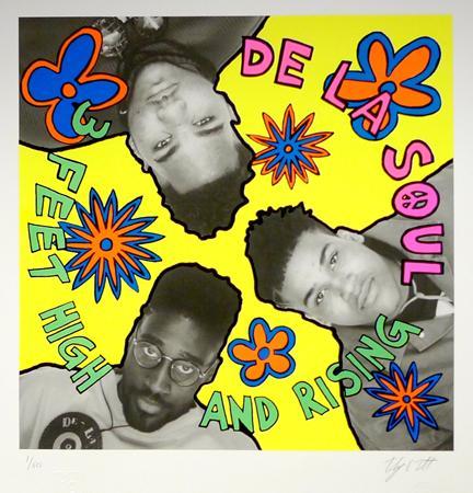 De La Soul - 3 Feet High and Rising (Disc 1) - Zortam Music