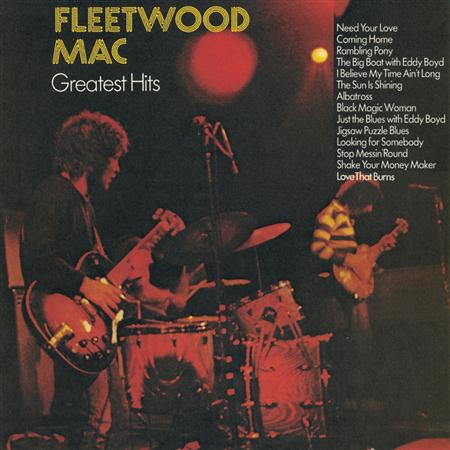 Fleetwood Mac - Fleetwood Mac--Greatest Hits - Lyrics2You