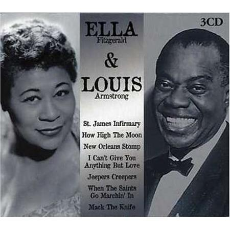 Louis Armstrong - Ella & Louis [disc 2] - Zortam Music