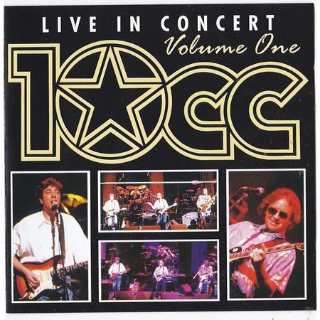 10cc - Live In Concert Volume 1 - Zortam Music