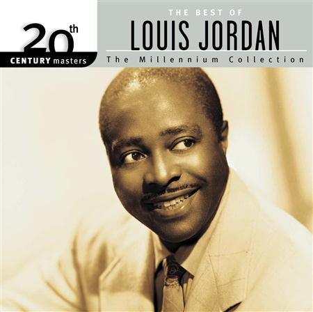 Ray Charles - 20th Century Masters The Millennium Collection Best Of Louis Jordan - Zortam Music