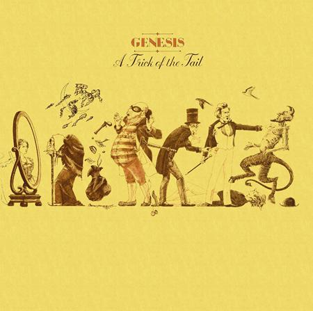 Genesis - 1976-A Trick Of The Tail (2007 Remaster) - Zortam Music