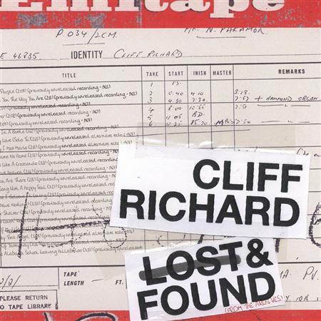 Cliff Richard - Lost and Found 1962-1969 (disc 1) - Zortam Music