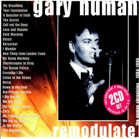 Gary Numan - Remodulate - [disc 2] The Live Years - Zortam Music
