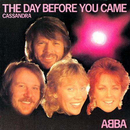 Abba - Singles Collection 1972-1982. CD26: The Day Before You Came [1982] - Zortam Music