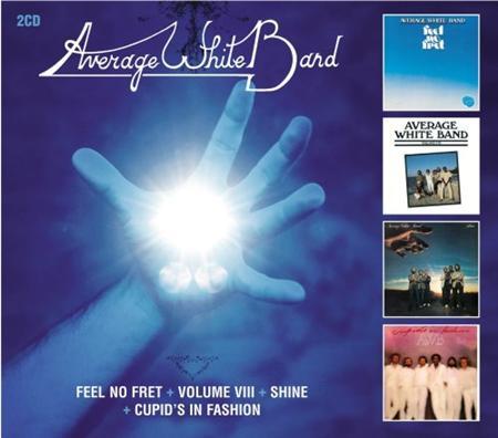 Average White Band - Volume Four - Feel No Fret, Volume Viii, Shine & Cupid