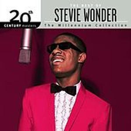 Stevie Wonder - 20th Century Masters The Millennium Collection - The Best Of Stevie Wonder - Zortam Music