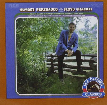 Floyd Cramer - Almost Persuaded & Other Hits - Zortam Music