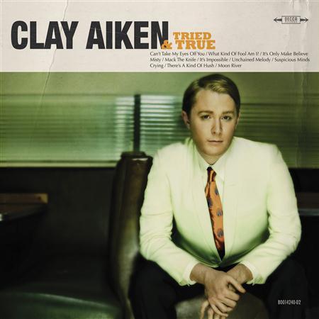 Clay Aiken - Tried & True - Zortam Music