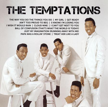 The Temptations - Icon - Zortam Music