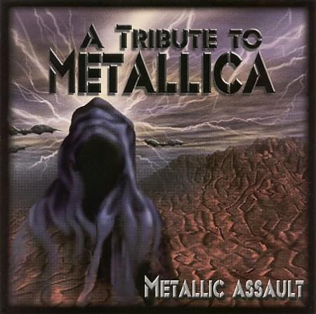 ANTHRAX - Metallic Assault A Tribute to Metallica - Zortam Music