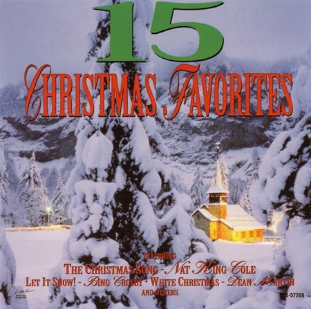 Lou Rawls - 15 Christmas Favorites - Zortam Music