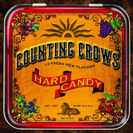 Counting Crows - Hard Candy (2002) - Zortam Music