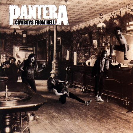 PANTERA - Cowboys From Hell (20th Anniversary Edition) - Zortam Music