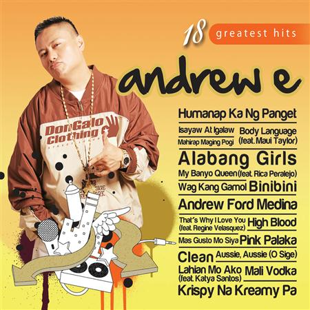 Andrew E - Andrew E. 18 Greatest Hits - Zortam Music