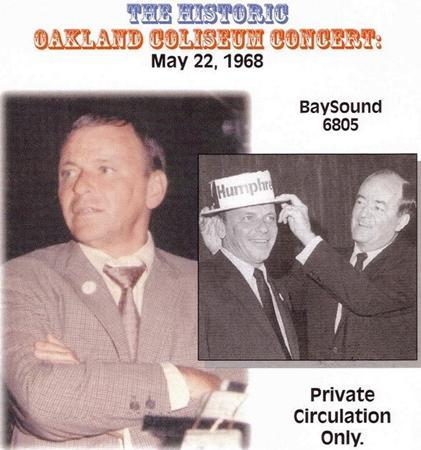 Frank Sinatra - May 22, 1968 - Oakland Coliseum, Oakland, Ca - Zortam Music
