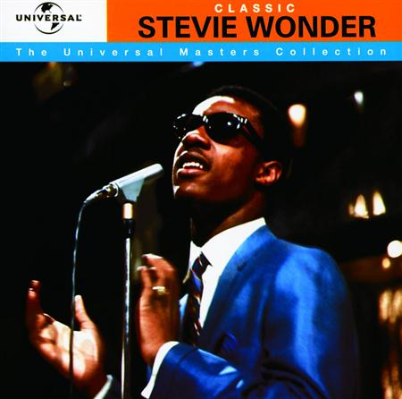 Stevie Wonder - Classic Stevie Wonder - The Universal Masters Collection - Zortam Music