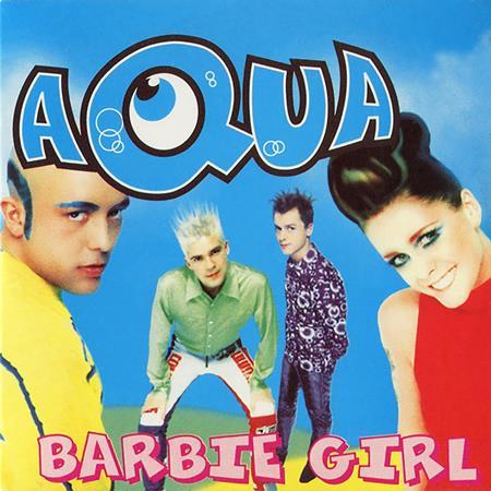 Aqua - Barbie Girl (CDS) - Zortam Music