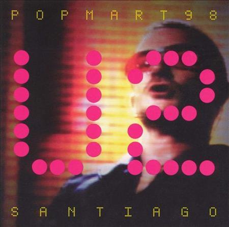 U2 - Popmart 98: Santiago - Zortam Music