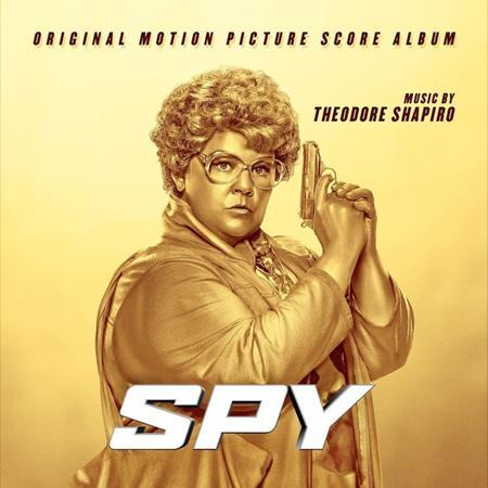 Theodore Shapiro - Spy (Original Score Album) - Zortam Music