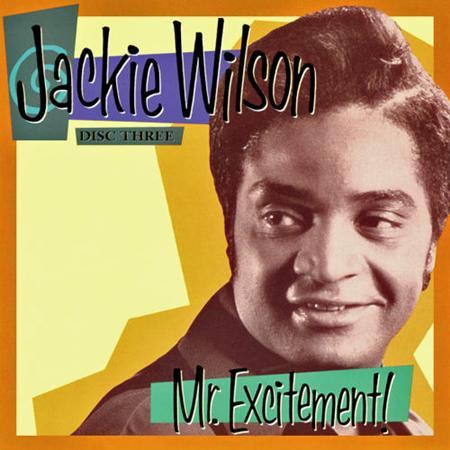 Jackie Wilson - Mr. Excitement! [disc 1] - Zortam Music