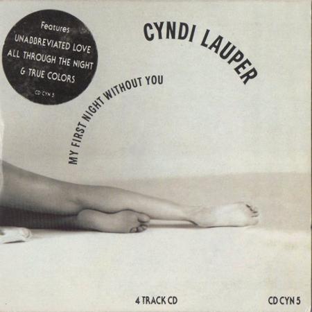 Cyndi Lauper - My First Night Without You [Single] - Lyrics2You