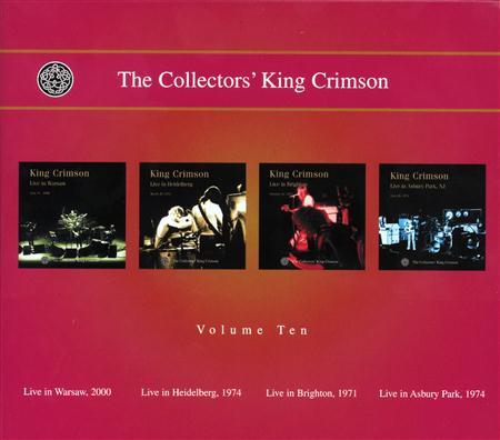 King Crimson - KCCC28 Live in Warsaw - Zortam Music