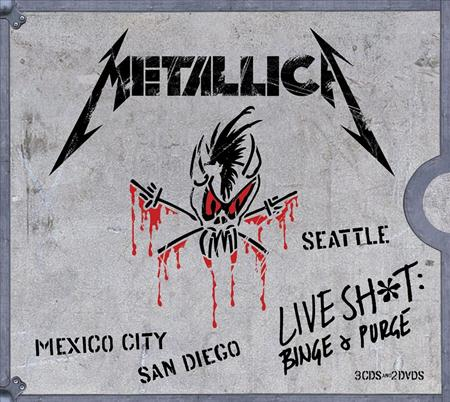 Metallica - Live Shit Binge And Purge [disc 1] [live] - Zortam Music