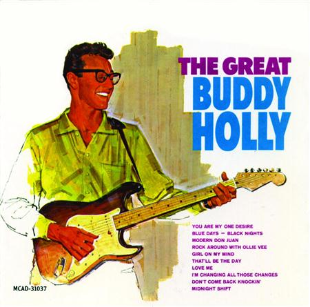 Buddy Holly & The Picks - The Great Buddy Holly - Zortam Music