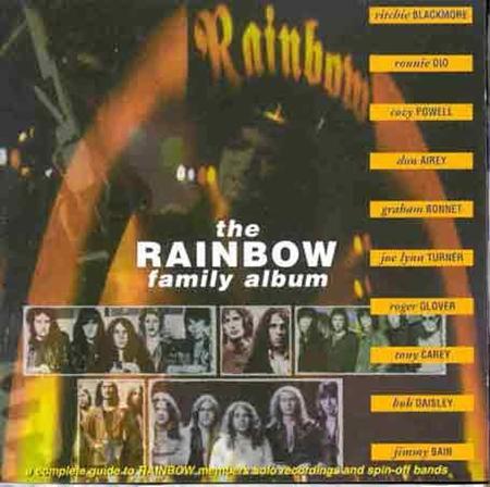 Deep Purple - The Rainbow Family Album - Zortam Music