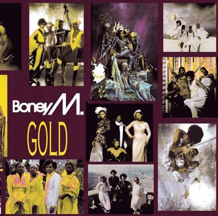 Boney M. - Gold; 20 Super Hits - Zortam Music
