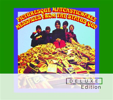 Status Quo - Picturesque Matchstickable Messages From the Status Quo (disc 1) - Zortam Music