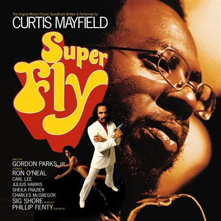 Curtis Mayfield - Superfly: Original Motion Picutre Soundtrack - Zortam Music