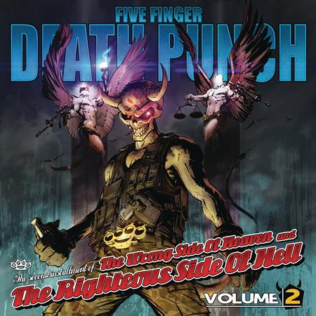 Five Finger Death Punch - Purgatory (Tales From The Pit) (EP) - Zortam Music