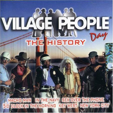 Village People - Day - The History - Zortam Music