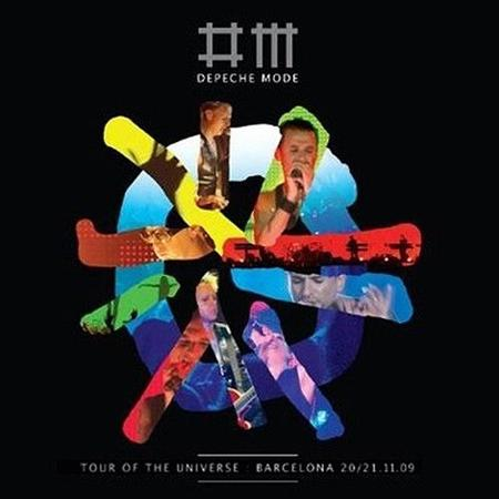 Depeche Mode - Tour Of The Universe - Barcelona 20/21.11.09 [live] [disc 1] - Lyrics2You