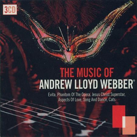 Andrew Lloyd Webber - The Music Of Andrew Lloyd Weber - Zortam Music