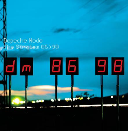 Depeche Mode - The Singles 8698 [disc 1] - Zortam Music