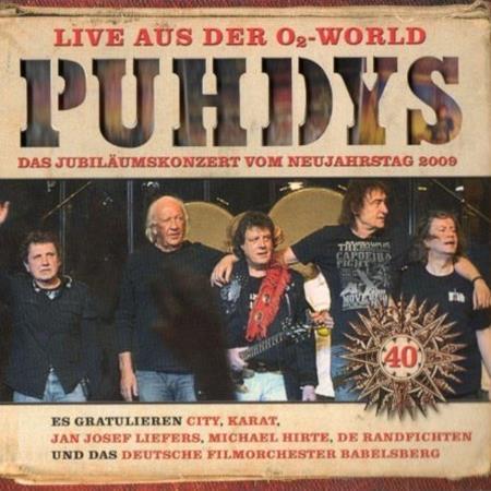Puhdys - Live aus der O2-World - Zortam Music