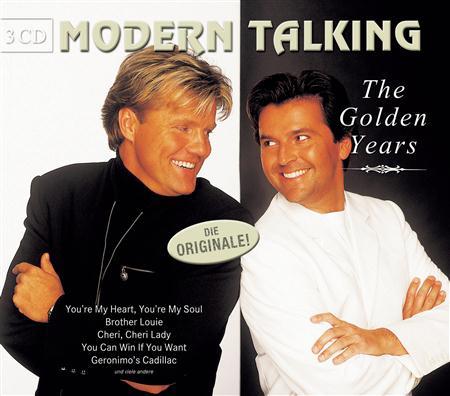 Modern Talking - The Golden Years 1985-87 [disc 2] - Zortam Music