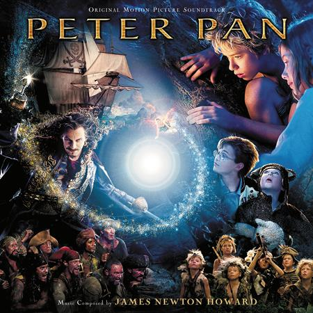James Newton Howard - Peter Pan (Original Motion Picture Soundtrack) - Zortam Music