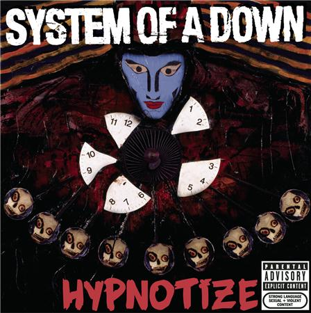 System Of A Down - Hypnotize Cds - Zortam Music