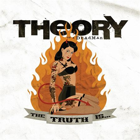 Theory Of A Deadman - The Truth Is... [Bonus Tracks] - Zortam Music