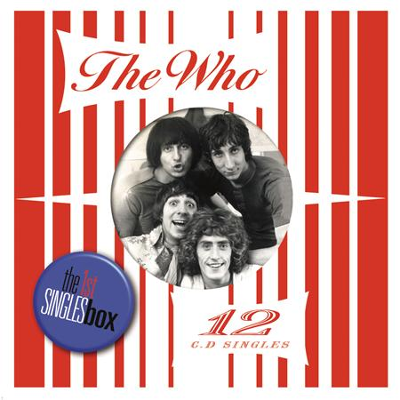 Who - The 1st Singles Box [disc 11] - Zortam Music