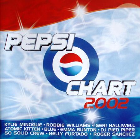 Various Artists - Pepsi Chart 2002 [disc 1] - Zortam Music