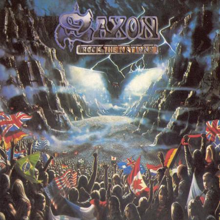 Saxon - Rock The Nations - Zortam Music
